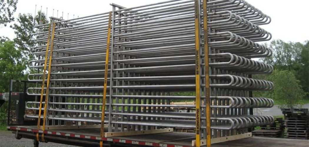 Ice Bank Cooling Tower Coil